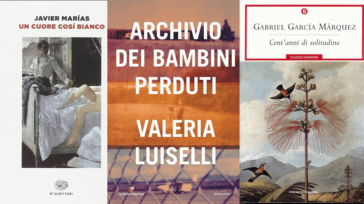 3 incipit belli: Marìas, Luiselli, Marquez