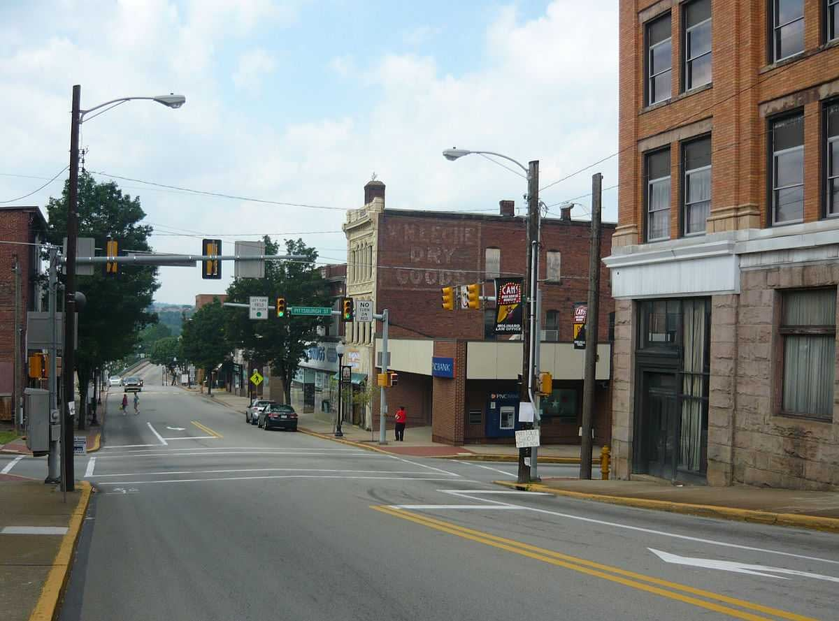 Ruggine Americana e la desolazione del Midwest
